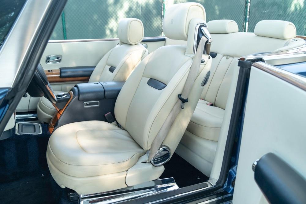 2008 Rolls Royce Phantom Drophead Coupe